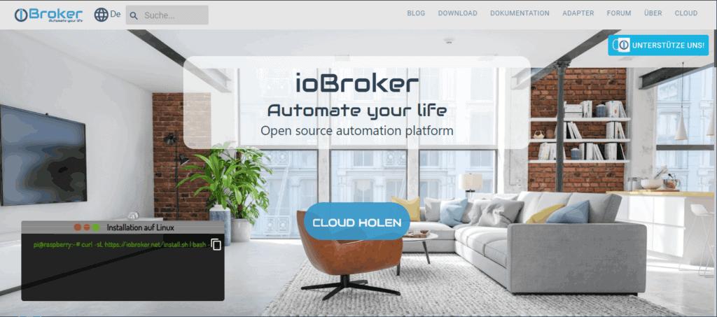 ioBroker Website