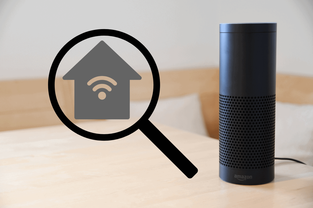 Alexa Smart Home Geräte suchen