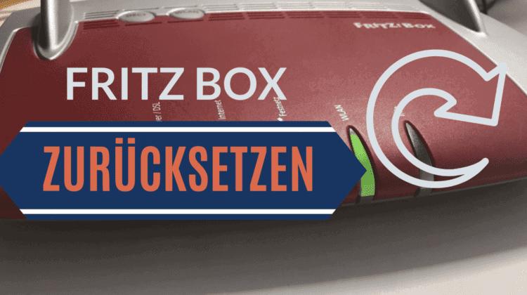 FritzBox auf Werkseinstellungen zurücksetzen ohne Telefon oder Kennwort über Notfall-IP