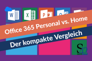 Office 365 Home vs Personal
