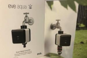 Eve Aqua - Smarte HomeKit bewässerung im Test