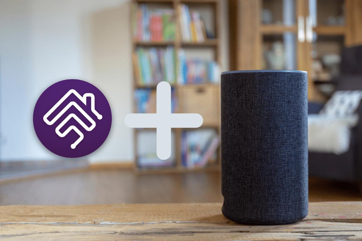 Homebridge Alexa Sprachsteuerung HomeKit Geräte