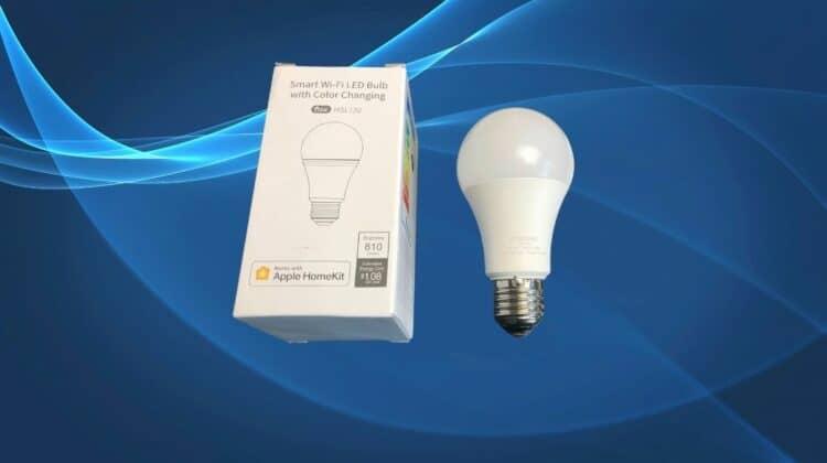 Meross MSL120HK Test - Smart WLAN Glühbirne Apple HomeKit