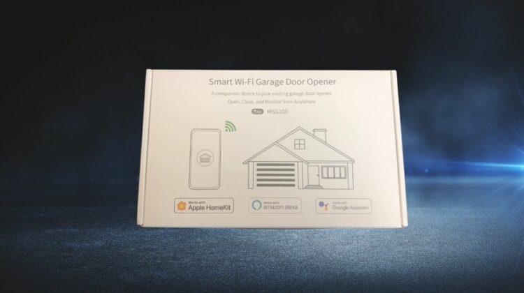 smarter Garagentoröffner HomeKit Alexa meross