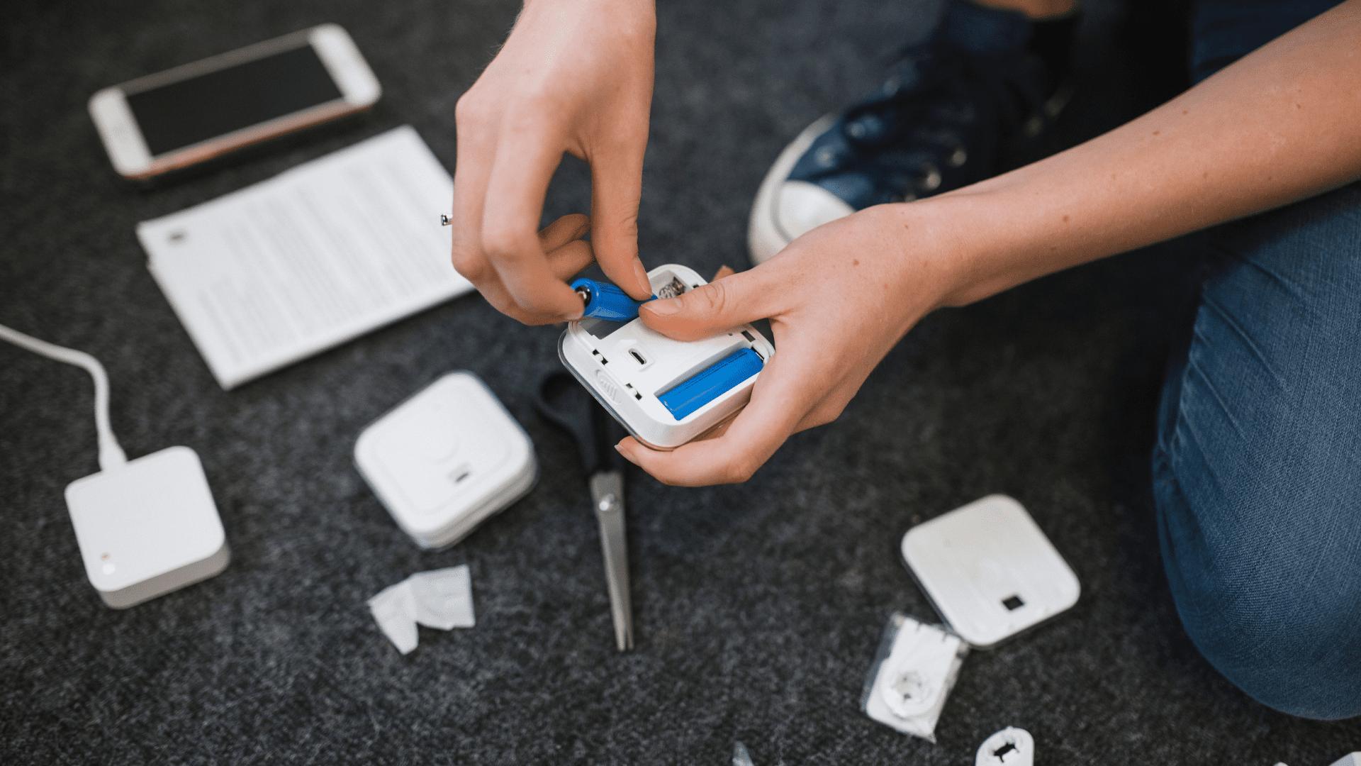 Smart Home Überwachungskamera Test