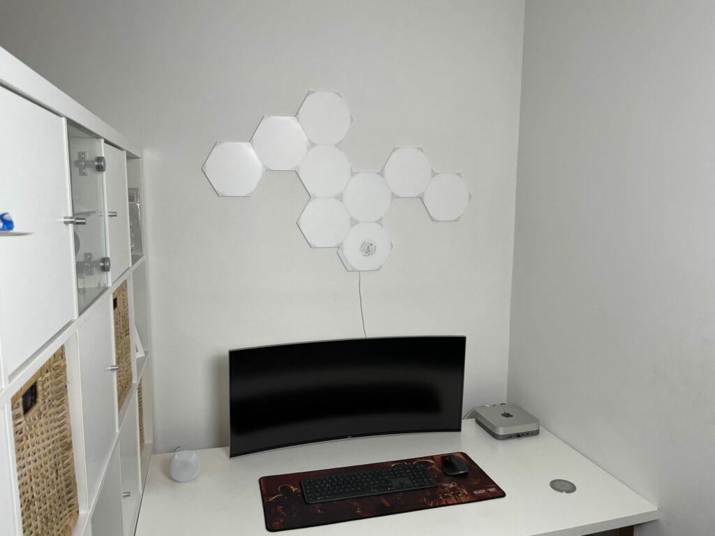 Fertig Montierte Nanoleaf LED Panels