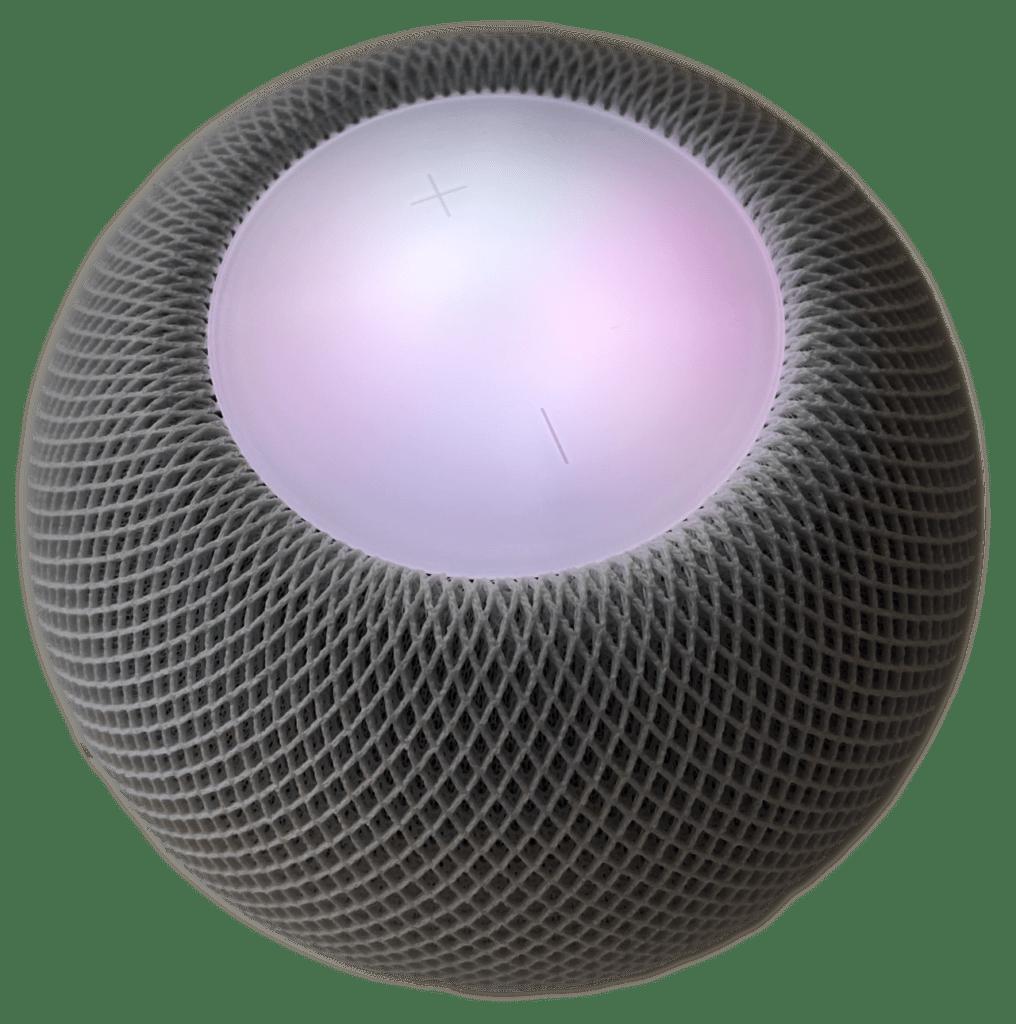 HomePod Mini Siri aktivierung