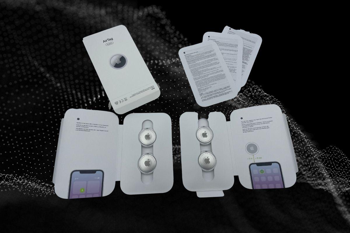 Apple AirTag Test - Smarte Schlüsselfinder
